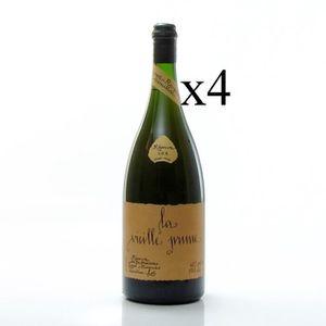 DIGESTIF EAU DE VIE magnum LA VIEILLE PRUNE LOUIS ROQUE 150cl x4