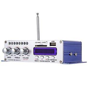 CHAINE HI-FI USB FM Audio Voiture Stéréo Amplificateur Radio MP
