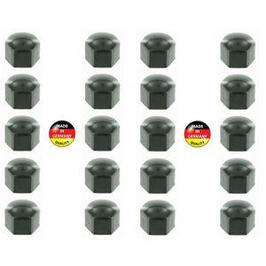 10x Cache-poussière à Écrou Hexagonal Capuchons Bricolage M6//M8//M10