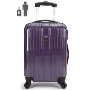 VALISE - BAGAGE FRANCE BAG  Valise rigide 50 cm PUNTA CANA Prune C
