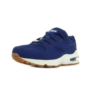 design intemporel ea13d ddc76 Baskets Nike Air Max 94 Bleu Bleu marine - Achat / Vente ...