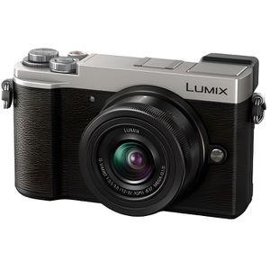 APPAREIL PHOTO HYBRIDE PANASONIC GX9 Hybride + Optique 12-32mm - Argent