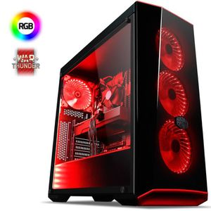 UNITÉ CENTRALE  VIBOX Submission 29SW PC Gamer - AMD 8-Core, Gefor