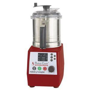 MIXEUR ÉLECTRIQUE Robot Cook Cutter-Blender chauffant 230V 50HZ