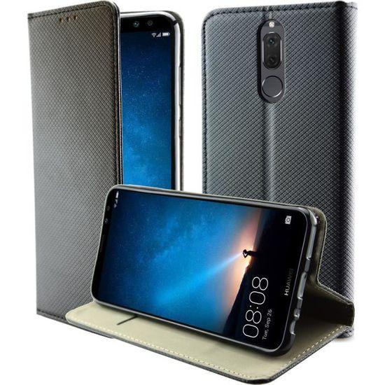 Housse Coque Etui Magnétique Huawei Mate 10 Lite - AVSCASE