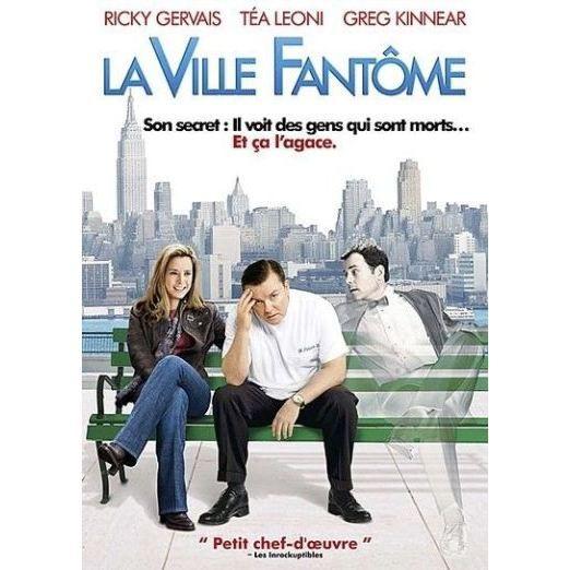 DVD La Ville fantôme