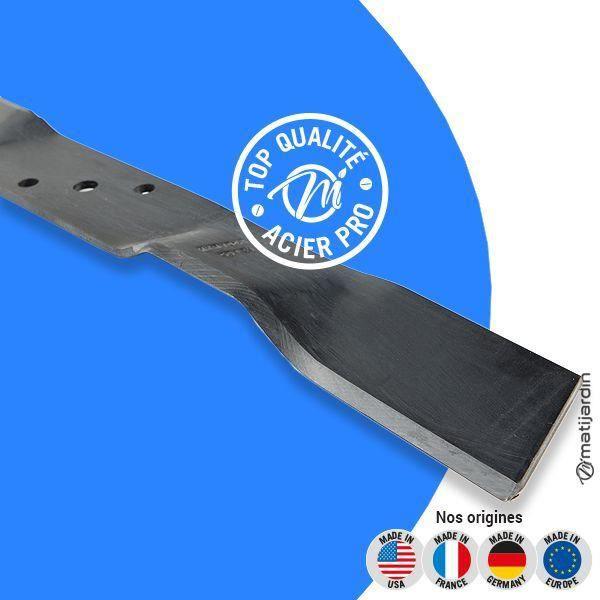 Lame tondeuse pour Stiga Multiclip Pro 511S. N° 1111907601. Coupe 51 cm