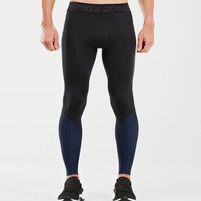 2Xu Hommes Accelerate Compression Legging Running