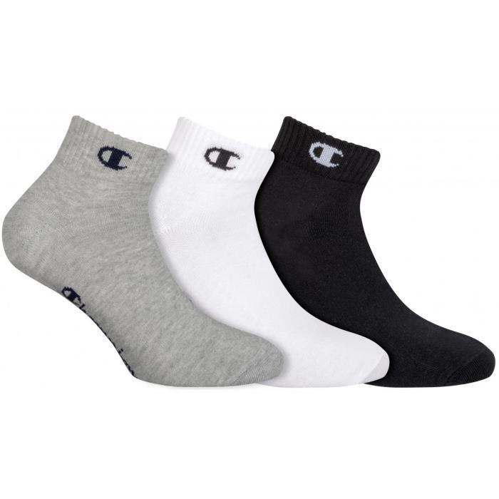 Pack 3 paires de chaussettes Champion