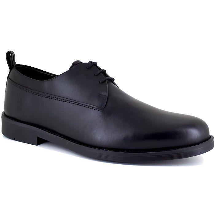 Derby J.Bradford Cuir Noir JB-TINTO21 - Couleur - Noir