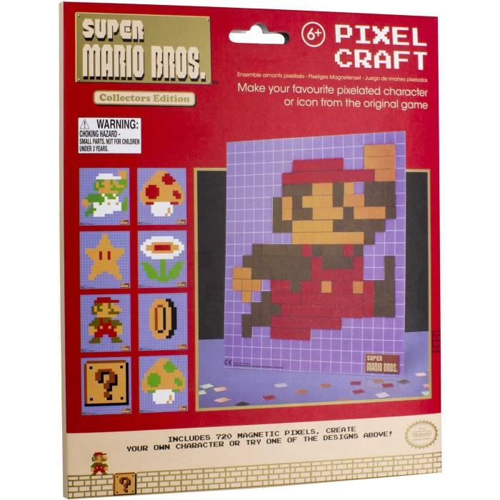 Pixel Craft Nintendo : Super Mario Bros