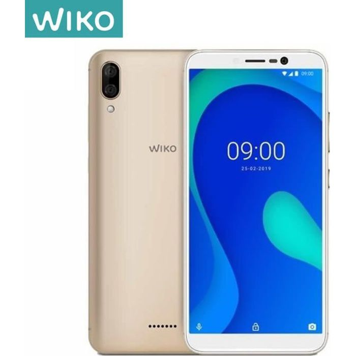 WIKO Y80 Gold 3Go 32Go