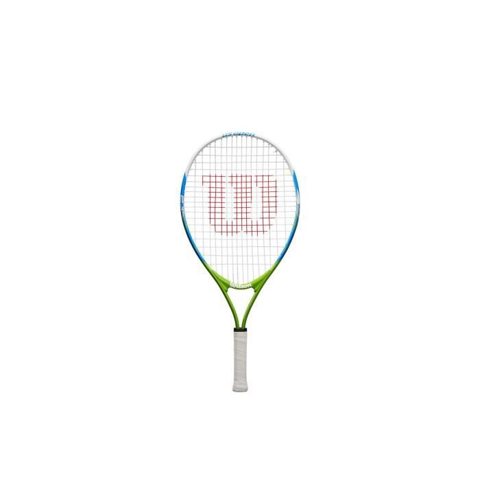 Raquette Junior WILSON US Open 23 Vert / Bleu