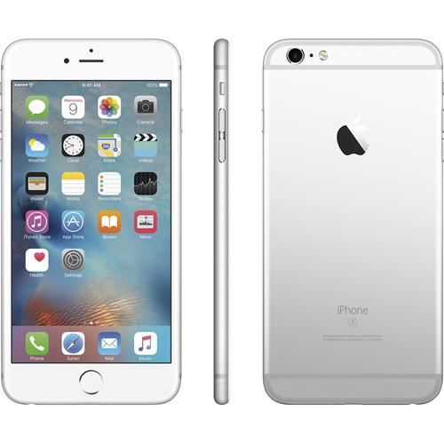 apple iphone 6s 16gb silver achat smartphone pas cher. Black Bedroom Furniture Sets. Home Design Ideas