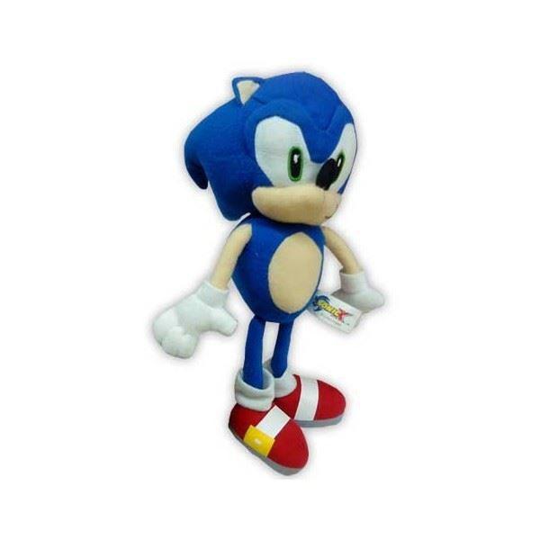 Sonic The Hedgehog Peluche Jouet Doux SEGA 311733 Multicolore excellente qualité