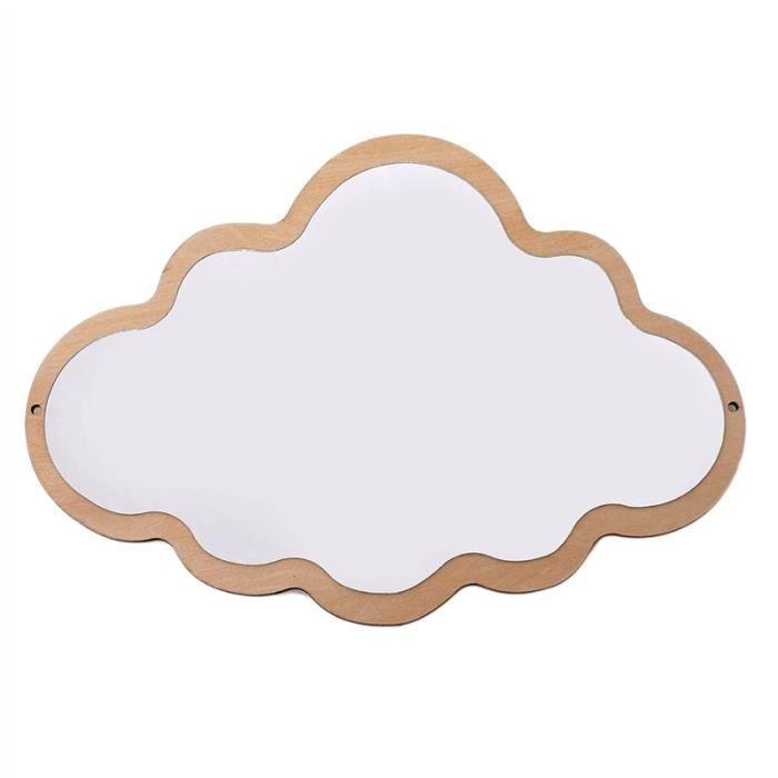 Enfants Miroir Chambre Décoration Bébé Photo Prop (Cloud)