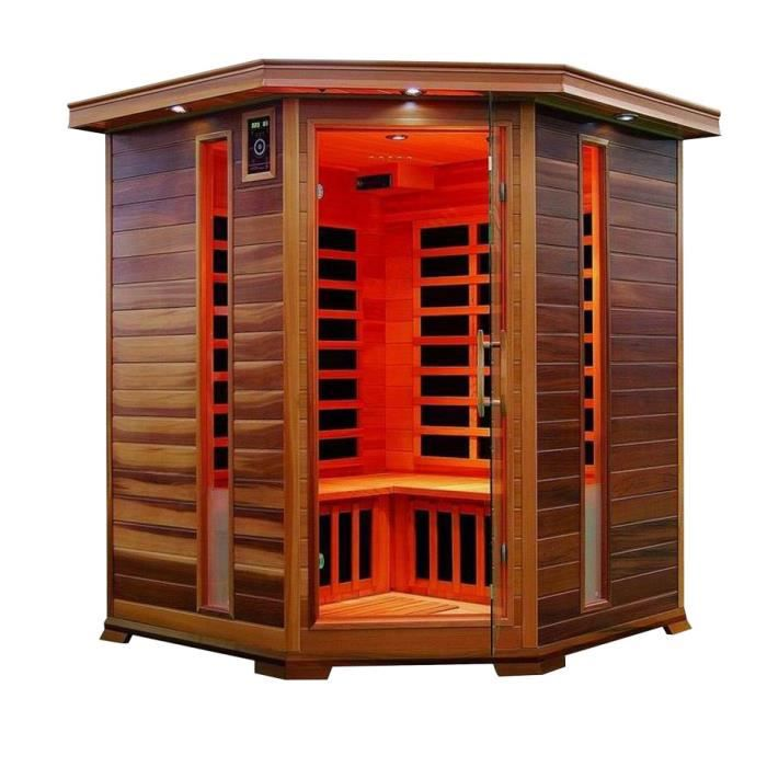 cabine infrarouge toronto achat vente kit sauna cabine infrarouge toronto cdiscount. Black Bedroom Furniture Sets. Home Design Ideas