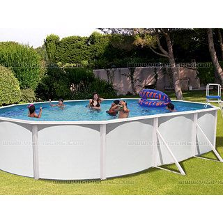 Piscine hors sol 7x4 for Piscine bois 7x4