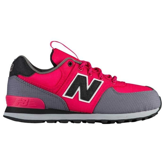 fille Basket casual New Balance 574-191264776340