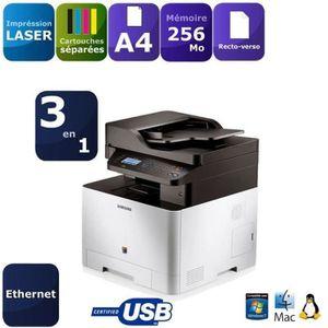 IMPRIMANTE Samsung multifonction laser 3en1 CLX-4195N