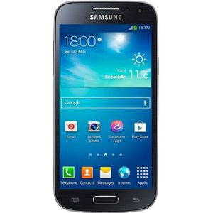 SMARTPHONE SAMSUNG Galaxy S4 Mini Noir