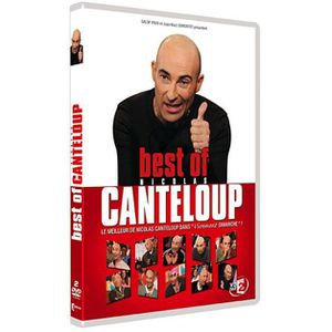 DVD SPECTACLE DVD Nicolas Canteloup - Best of