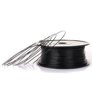 FIL POUR IMPRIMANTE 3D Fil pour 3D Imprimente PLA Filament 1.75mm 300m No