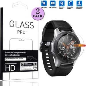 PIECE DETACHEE MONTRE Pour Samsung Galaxy Watch 46mm Verre Trempé Protec