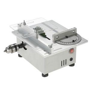 SCIE Multifonctionnel à bois scie à table mini bricolag