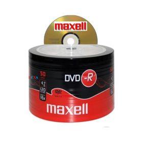 CD - DVD VIERGE 50 DVD-R Maxell