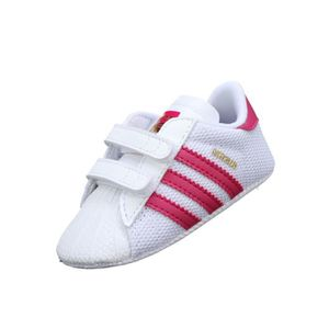 Basket Fille Adidas Superstar Crib S79917 Blanc... Blanc ...