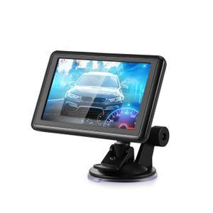 AUTORADIO 5 pouces à écran tactile voiture SAT Navigation GP