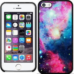Coque iphone 5 galaxie - Cdiscount