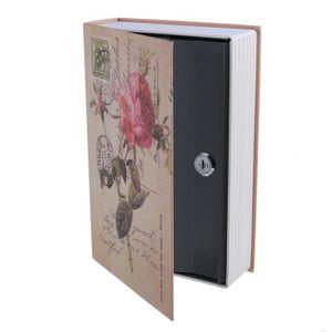 COFFRE FORT Livre Coffre-Fort Dictionnaire Caisse Coffre-fort