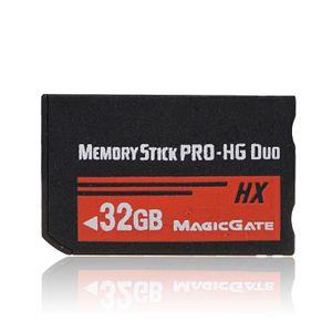 CARTE MÉMOIRE TEMPSA 32G Micro Pro Carte memoire MS Pour Sony PS