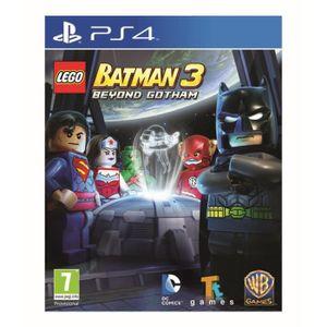 JEU PS4 Lego Batman 3 Beyond Gotham (PS4) - Import Anglais
