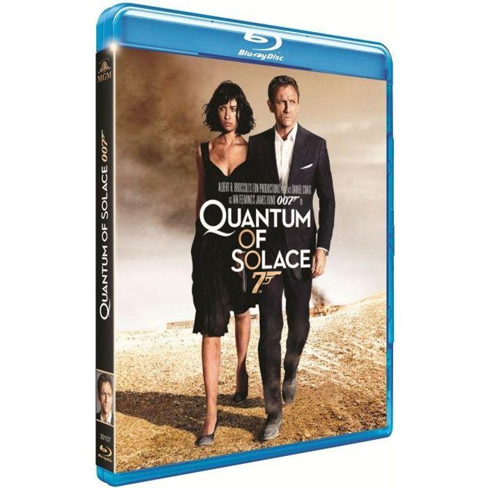 Blu-Ray James Bond 007 : Quantum of solace