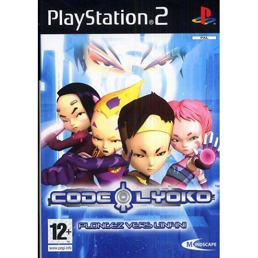 JEU PS2 CODE LYOKO / JEU CONSOLE PLAYSTATION 2 -