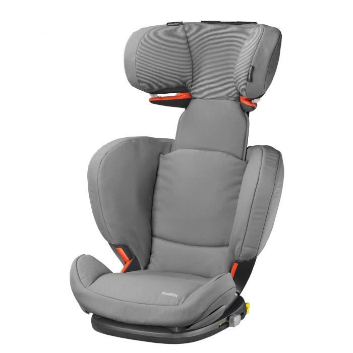 bebe confort si ge auto rodifix isofix groupe 2 3 concrete grey achat vente si ge auto. Black Bedroom Furniture Sets. Home Design Ideas