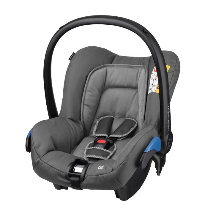 BEBE CONFORT Cosi Citi Groupe 0+ Concrete Grey - 2016