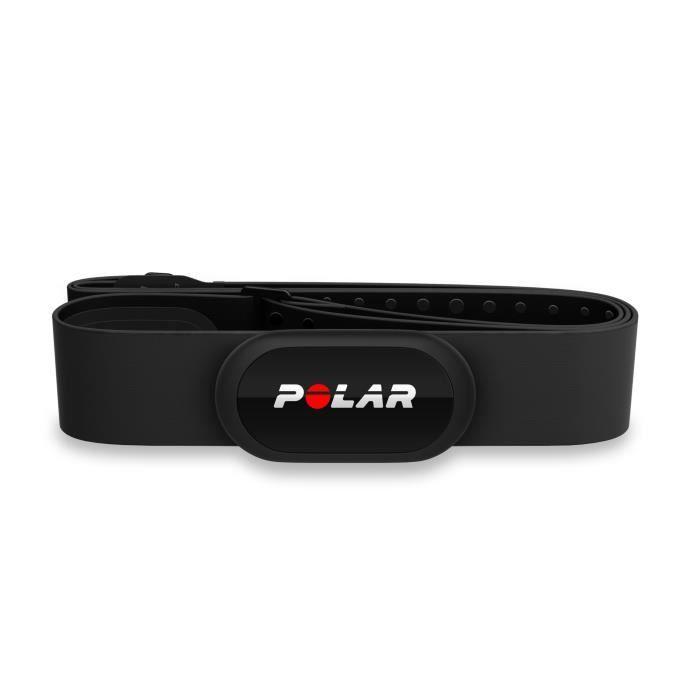 POLAR Capteur de fréquence cardiaque H10 PLUS - Taille M/XL - Orange