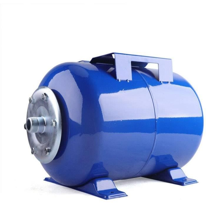 Réservoir à pression 24 l en acier au carbone - Réservoir - Réservoir - Réservoir - Réservoir à eau domestique