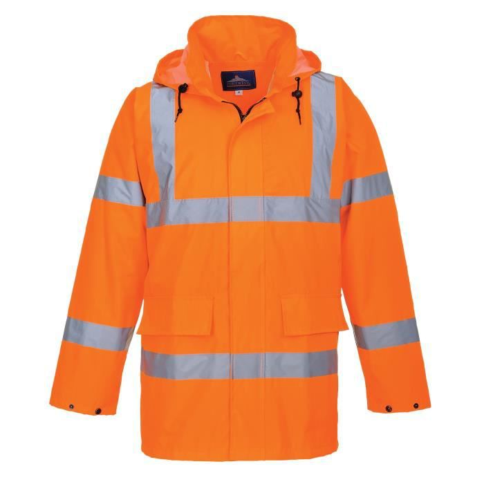 Portwest Veste de pluie Lite Tra... Orange