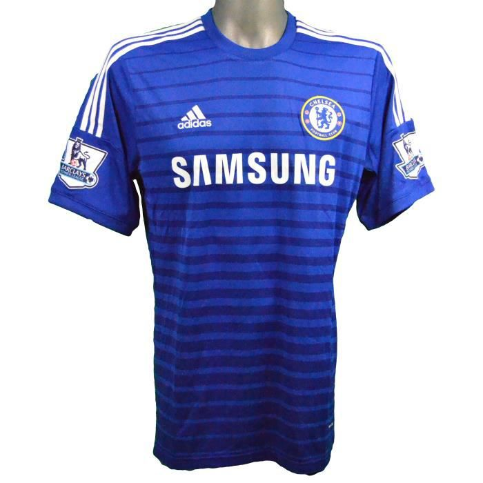 Maillot domicile Chelsea 2014/2015 Hazard