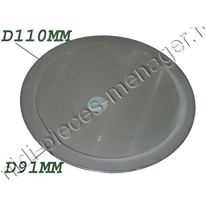 chapeau de bruleur ultra rapide diametre 110 brandt 75X2382