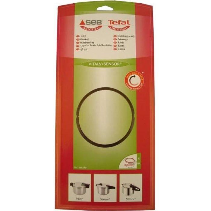 joint pour autocuiseur seb inox vitaly sensor2 980549