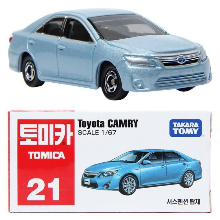 TAKARA TOMY TOMICA 21 TOYOTA CAMRY 1:46 Diecast Car Vechicle Toy