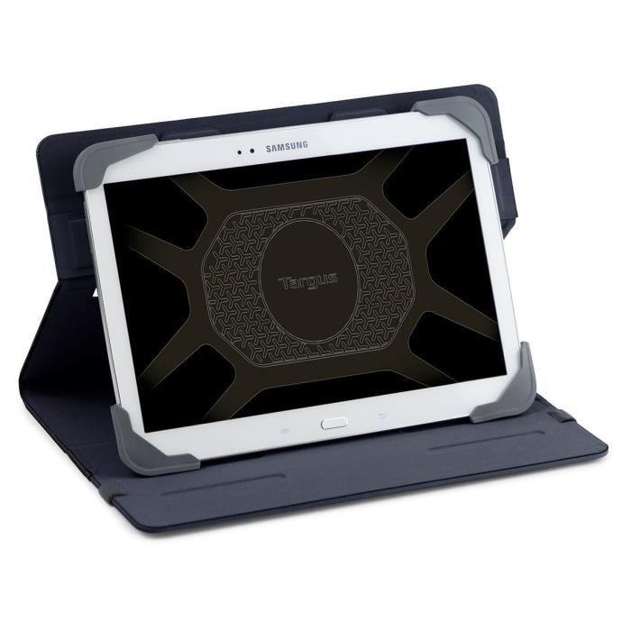 TARGUS Etui universel Fit N' Grip pour tablette 9-10- - Noir