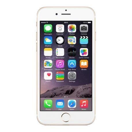 SMARTPHONE RECOND. APPLE iPhone6 16G ROSE SMARTPHONE