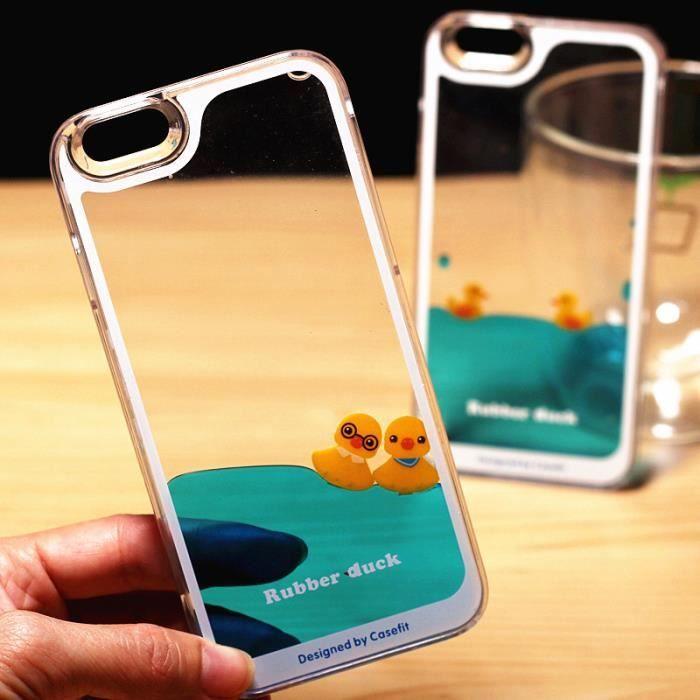 Coque iPhone 6.unique Réservoir d'aquarium bain de natation ...